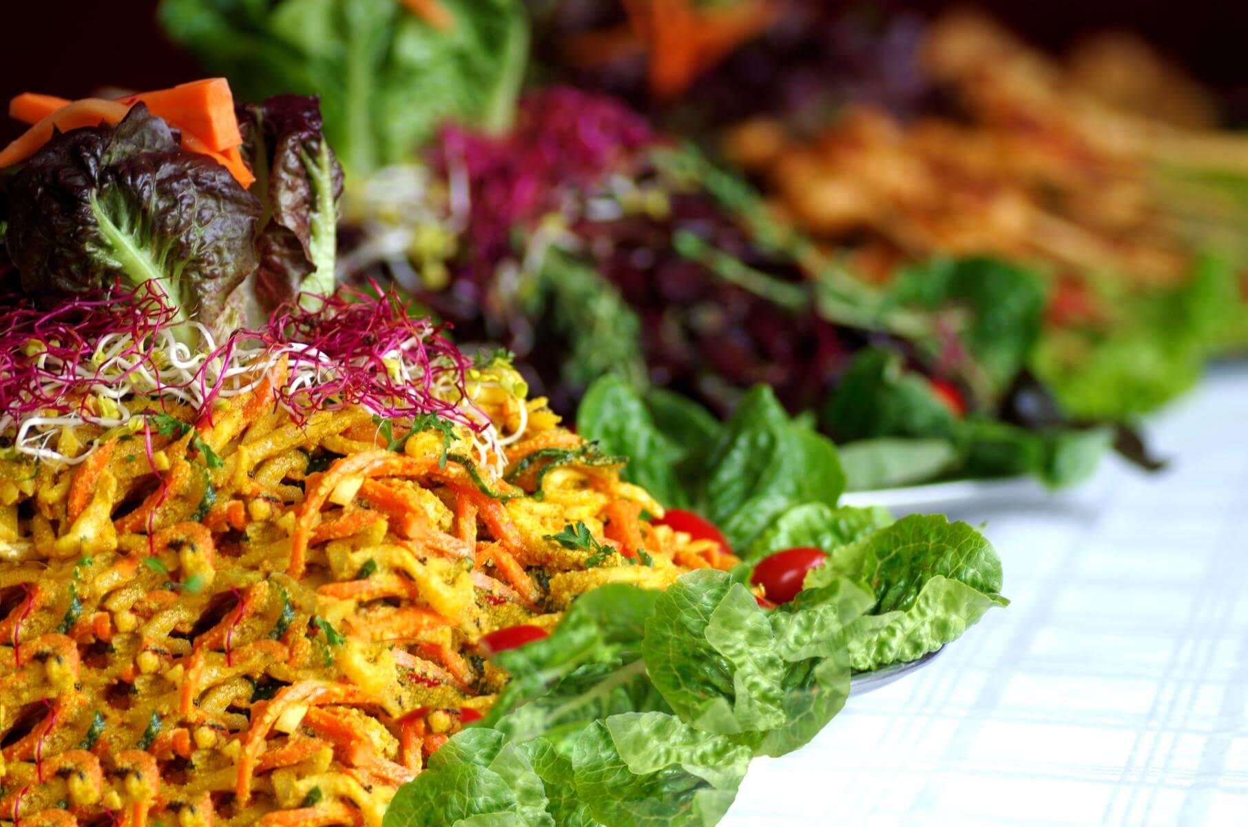 Tibet-Restaurants-Hamburg-Salat